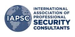 International ASsociation of Professional Secirity Consultants Logo