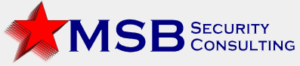 MSB Security Consulting Logo