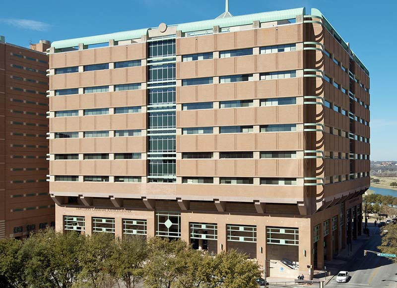 9) Tarrant Co. Tim Curry Justice Center – Fort Worth, TX