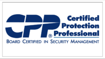 Cettified Protection Professional Logo
